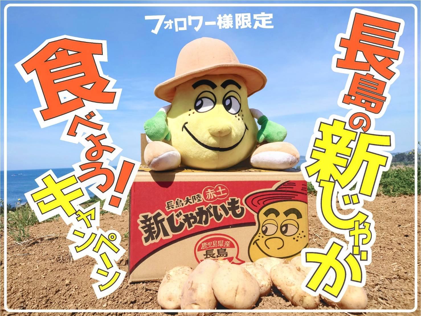 長島の新じゃが食べよう! キャンペーン